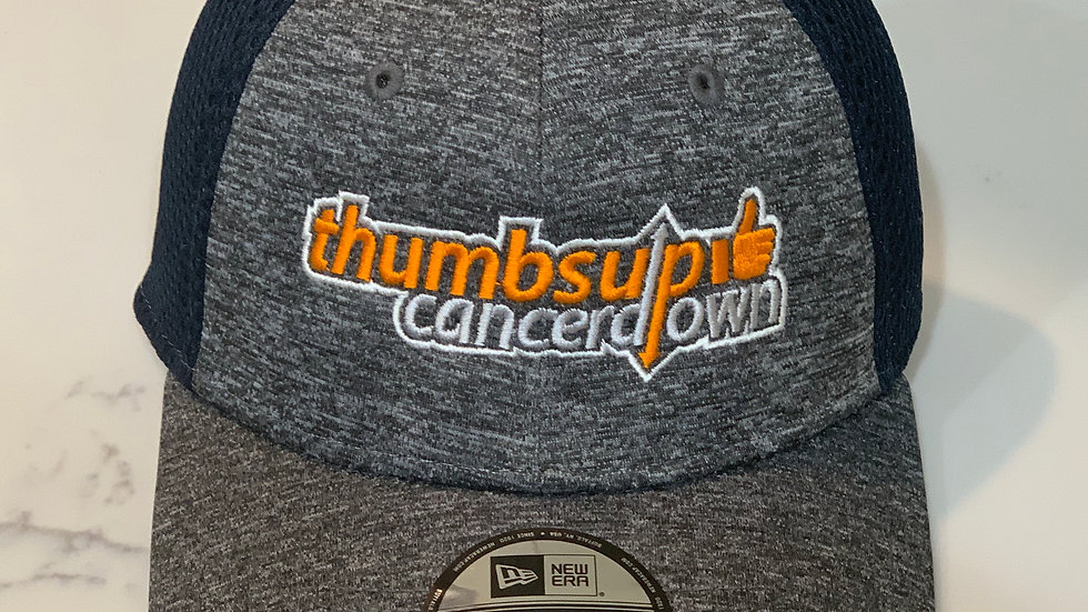 Thumbs Up, Cancer Down Cap