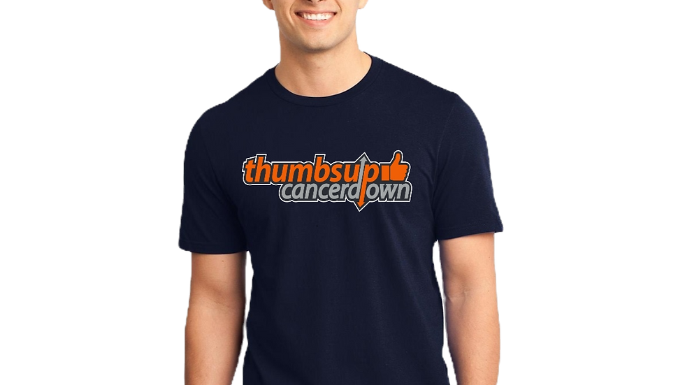 Thumbs Up, Cancer Down Tee