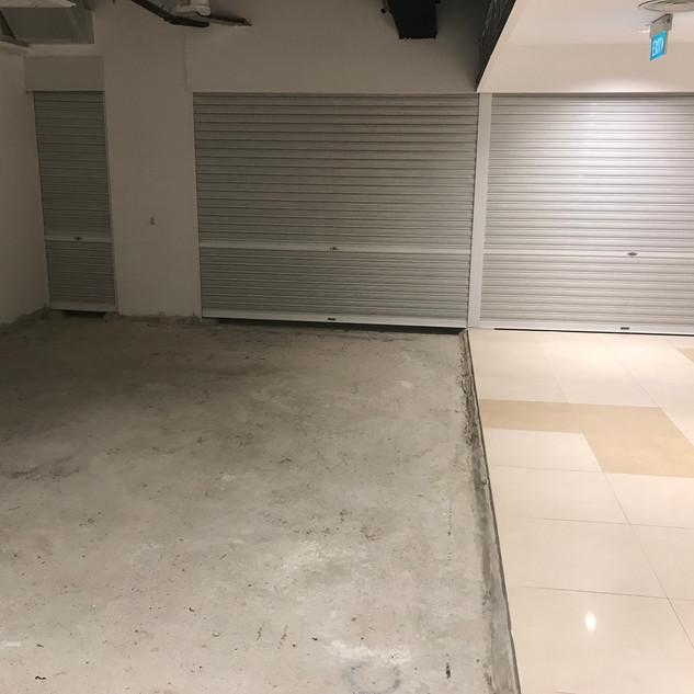 B1 Empty Space