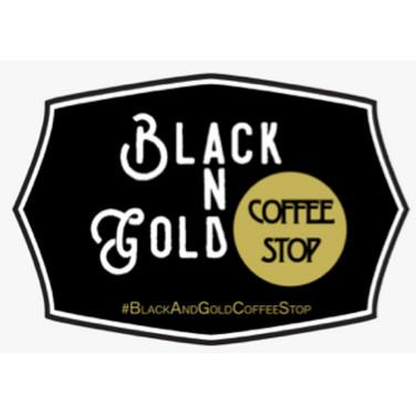 Black N Gold Coffee Stop