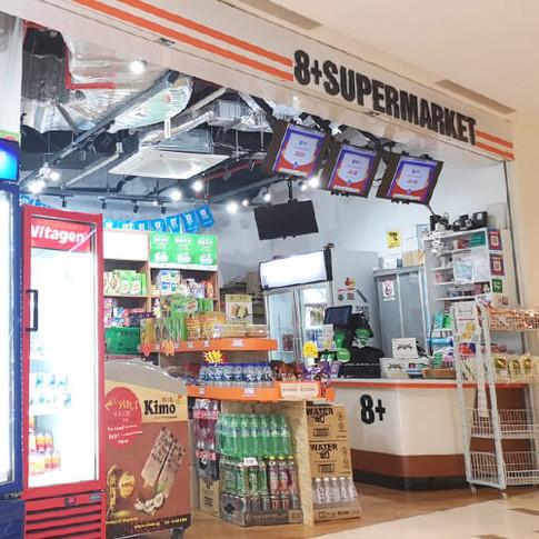 8+ supermarket