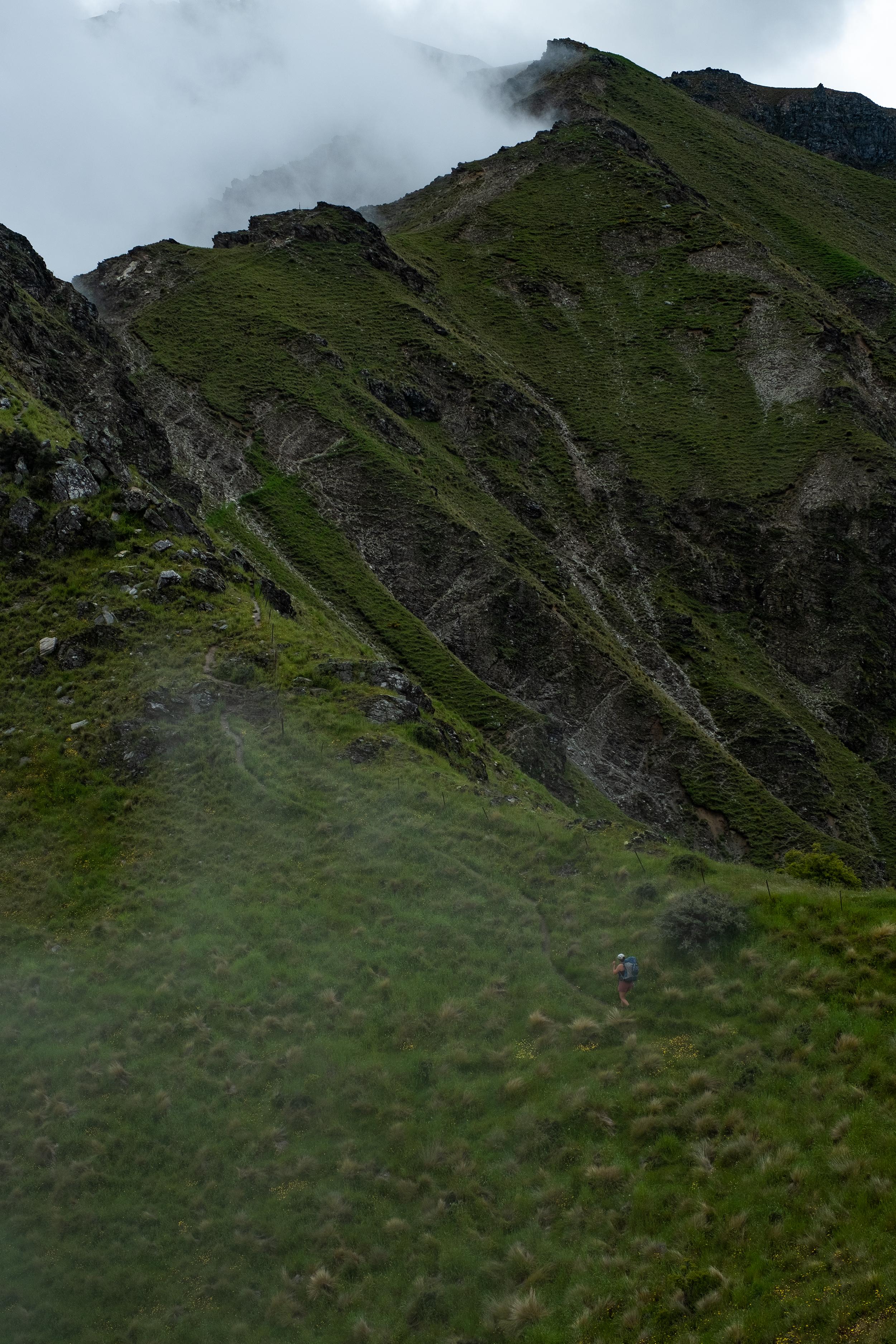 Breast Hill Track