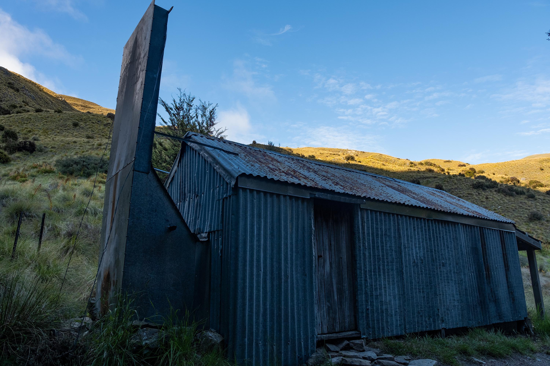 Stody's Hut