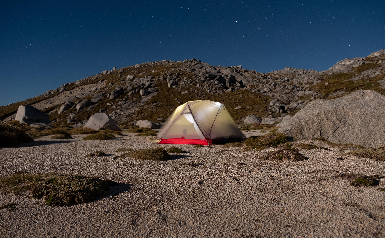 Mt.Titiroa campsite