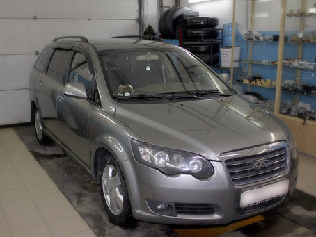 Chery Cross Eastar 2.0 136Hp
