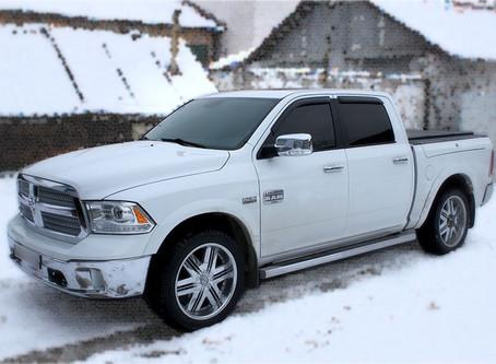 Dodge Ram 1500 5.7 HEMI V8