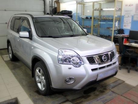 Nissan X-Trail (T31) 2.0 150 Hp