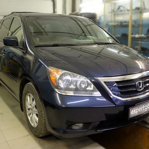Honda Odyssey (North America) III 3.5 249 Hp 2008 - 2010