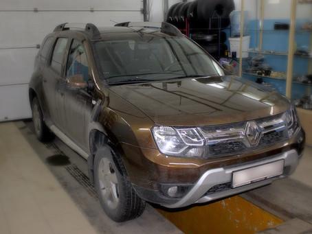 Renault Duster 2.0 143Hp