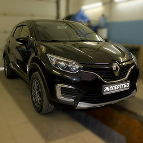 Renault Kaptur 4WD 2.0 143 л.с.