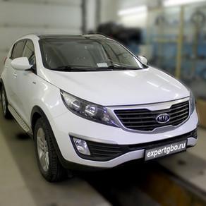 Kia Sportage III 2.0 150 л.с. 2010-2016