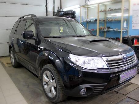 Subaru Forester III 2.5T 230Hp
