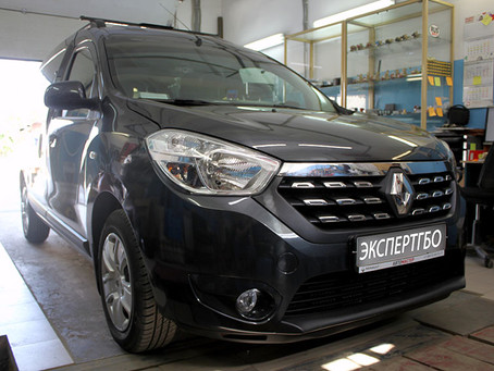 Renault Doker 1.6 82Hp Euro5