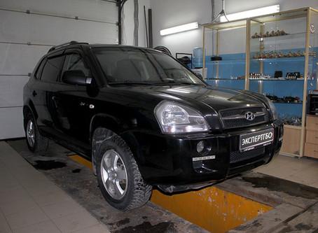 Hyundai Tuscon 2.0 141Hp 2004 - 2010