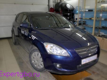 Kia Cee'd I 1.6 122Hp 2007-2010 г.в.