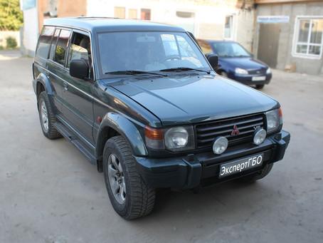 Mitsubishi Pajero (II) 1991-1996
