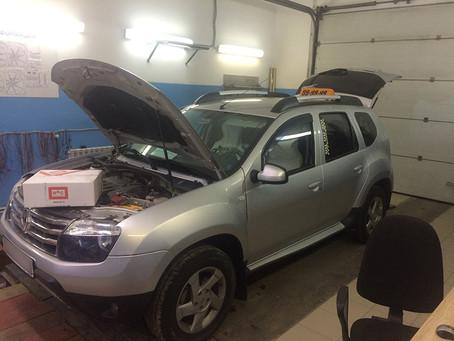 Renault Duster 2.0 135Hp