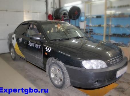 Kia Spectra 1.6 101Hp 2004-2010 г.в.