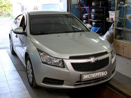 Chevrolet Cruse 1.6 109Hp