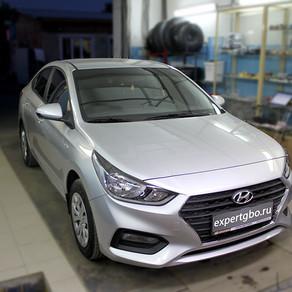 Hyundai Solaris 1.6 123 л.с. 2017 - ...