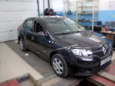 Renault Logan II 1.6 82Hp