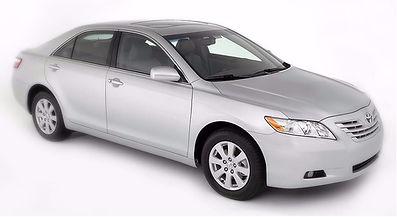 Toyota esitma гбо