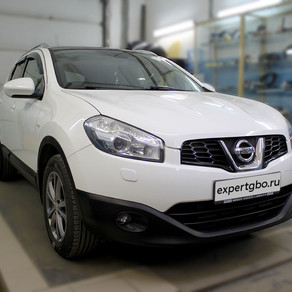 Nissan Qashqai 2.0 144 л.с