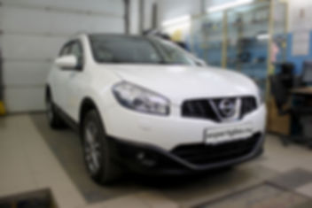 Nissan Qashqai гбо BRC.jpg