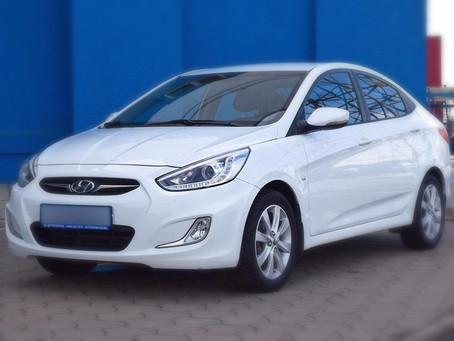 Hyundai Solaris 1.4 107Hp 2010-2014