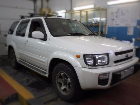 Nissan Terrano (Pathfinder) 3.0 170Hp