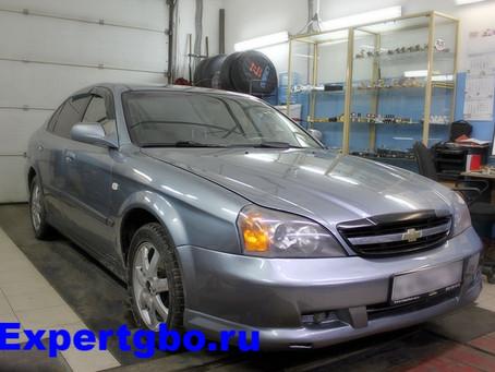 Crevrolet Evanda 2.0 136Hp 2000-2006