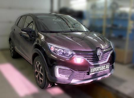 Renault Kaptur 1.6 114 л.с.
