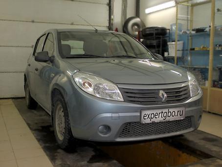 Renault Sandero 1.6 84Hp 2007-2012