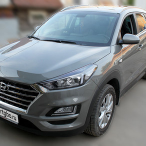 Hyundai Tucson 3 пок. 2.0 150 л.с