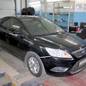 Ford Focus II 1.6 101л.с. 2008-2011 (рестайл)