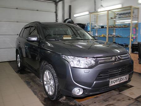 Mitsubishi Outlander 2.4 167Hp