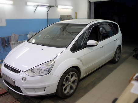 FORD S-MAX  2.0 Duratec 145Hp  2006-2010