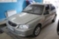 Honda Odyssey гбо