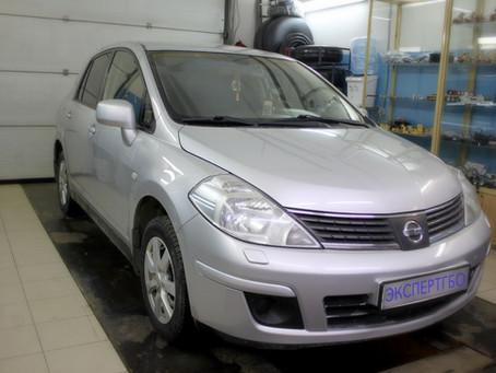 Nissan Tiida 1.6 113Hp