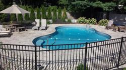 Mountain Lake Pool 21'x32'