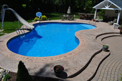 Lagoon Pool 18'x37'x29'