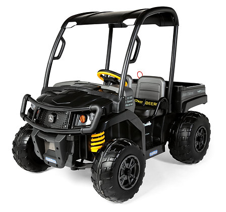 John Deere Gator Midnight Black