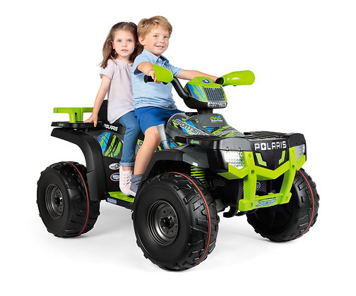 Polaris 850 Lime