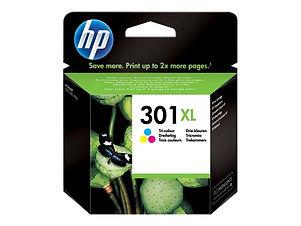 HP 301 XL Tri-Couleurs