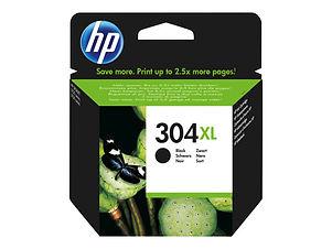 HP 304 XL Noire