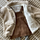 Thumbnail: Cord Overall Dress