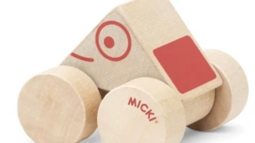 Micki Mini car - Shape Emotions