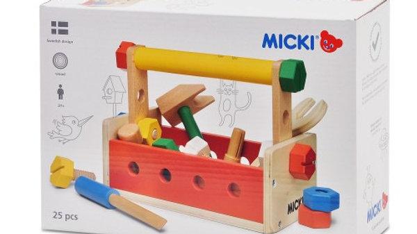MICKI Toolbox - build and play