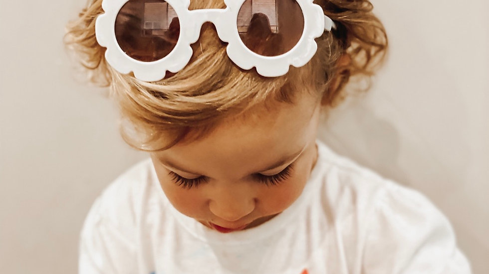 Infant Sunflower Fashion Sunglasses