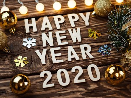 Godt nytt år 2020!